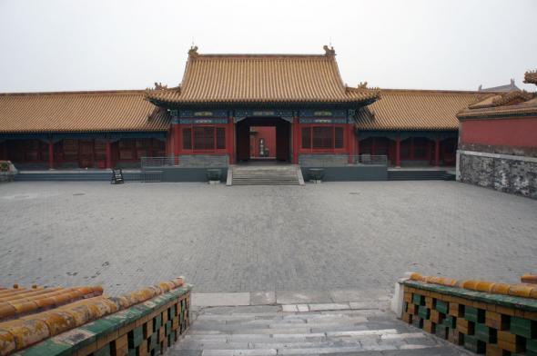 Внешний дворец